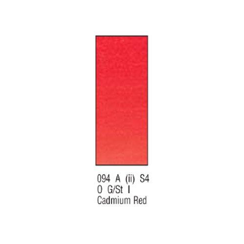 Winsor newton & artists-aquarelle-rouge - 5 ml