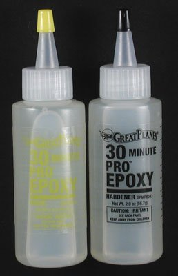 Great Planes Pro Epoxy 30-Minute Formula 4 oz GPMR6043 - 1