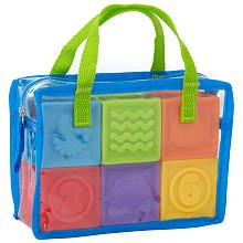 Especially for Baby 6 Piece Soft Blocks Set