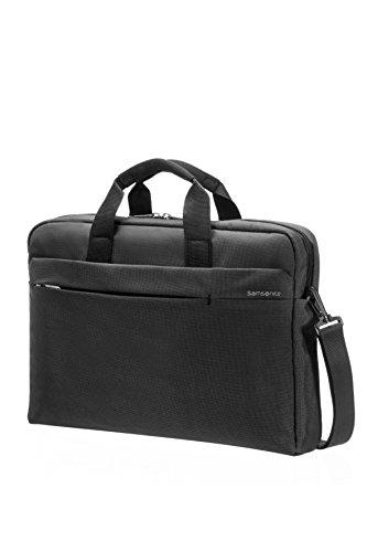 """Samsonite Cartella Network 2 Laptop Bag 15""""-16"""" 12 liters Nero (Charcoal) 51884-1174"""