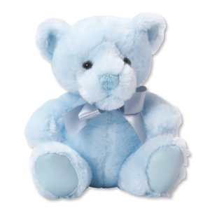 First and Main Teddy Bear, Blue Pastel Pal 6