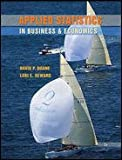 img - for Applied Statistics in Business & Economics (2nd edition) book / textbook / text book