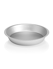 Satin Anodised Pie Dish 23cm