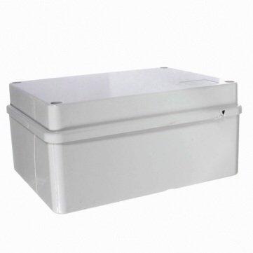 Waterproof Junction Box Pvc Adaptable Ip65 Outdoor Enclosure