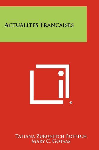 Actualites Francaises