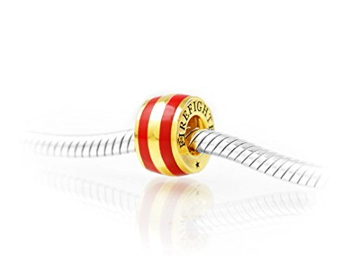 Thin Line FIREFIGHTER Charm by Thin Line Jewelry®