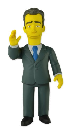 NECA The Simpsons 25th Anniversary - Series 1 - Tom Hanks Action Figure, 5""