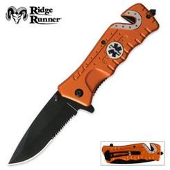 Ridge Runner® Ems Folding Knife