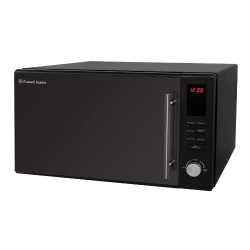 Russell Hobbs RHM3003B 30 Litre Black Digital Microwave With Grill & Convection