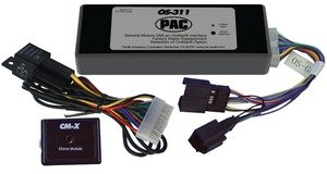 Pac Os-311 Onstar Interface For 14 And 16 Pin Gm Vehicles