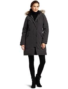 Amazon.com: Canada Goose Women's Kensington Parka Coat