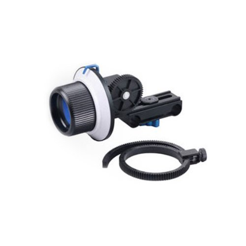 BestDealUSA DSLR Follow Focus FF for 15mm Rod Support 60D 600D 5D2