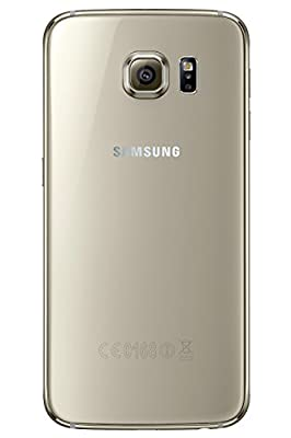 Samsung Galaxy S6 SM-G920FZDEITV (Gold-Platinum, 64GB) - Scheduled/4 Hour Delivery (Brand Fulfilled)