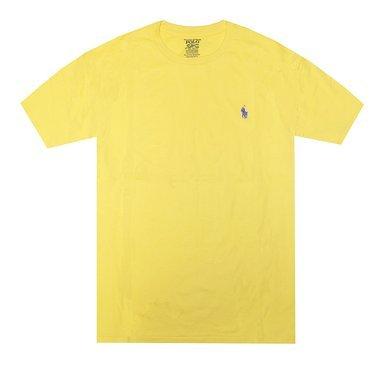 ralph-lauren-polo-uni-manches-courtes-homme-gris-gris-xxl-jaune-large