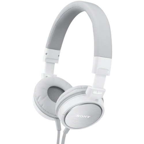 Sony Mdrzx600/Whi Zx Series Stereo Headphones (White)