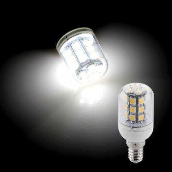 E14 5W 27 Led 5050 Smd 240Lm White Corn Spot Light Bulb Lamp 220V