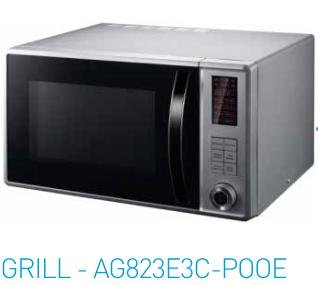 Carrier Midea AG823E3C-P00E 23 Litres Grill Microwave Oven