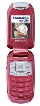 Samsung SGH-E570 pink Handy