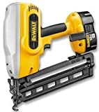 Advanced DEWALT - DC618KB-GB - NAIL GUN, CORDLESS, 18V
