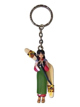 Inuyasha Sango In Kimono 3d Key Chain