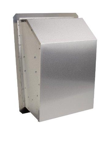 Broan Broan 336 Exterior Blower, 1500-CFM, 3.8-Amps, 120-Volt