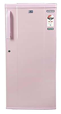 Videocon VAE203 Chill Mate Direct-cool Single-door Refrigerator (190 Ltrs, Lotus Pink)