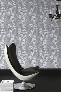 Home Of Colour - Symphony - Wallpaper - Silver Mi from New A-Brend