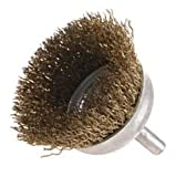 Vermont American 16781 2-Inch Crimped Wire Cup Brush, Coarse