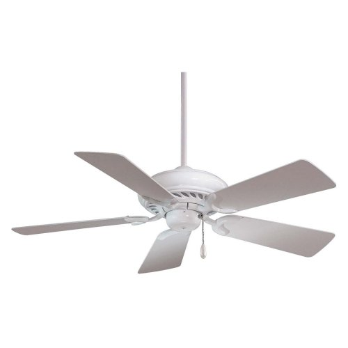 Minka Aire F563-WH Supra 44 in. Indoor Ceiling Fan - White