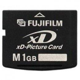 Fuji 1GB XD Type M Picture Card