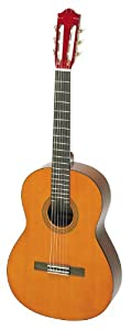 Yamaha CS40 7/8 Size Nylon String Classical Guitar - Natural