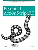 img - for Essential ActionScript 3.0 1st (first) edition Text Only book / textbook / text book
