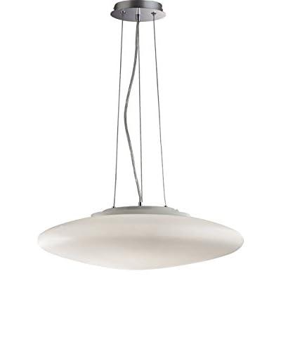 EVERGREEN LIGHTS Lámpara De Suspensión Smarties Bianco SP3 D50 Blanco