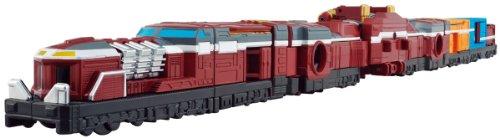 Bandai Ressha Sentai ToQger Train Union Series 8 Diesel Ressha - 1