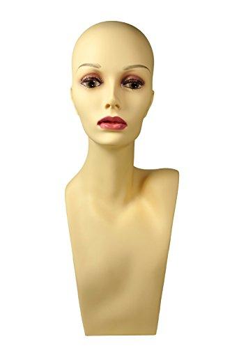 Dress Me Up - Testa Per Parrucca Manichino, Da Donna, Busto, Pdha