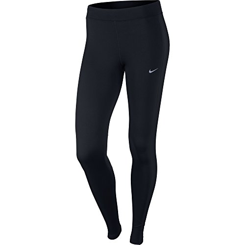 Nike Df Essential Tight - Mallas para mujer, color negro, talla S
