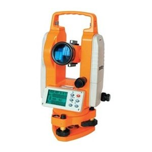 Johnson Level 40-6935 Five Second Theodolite, Orange