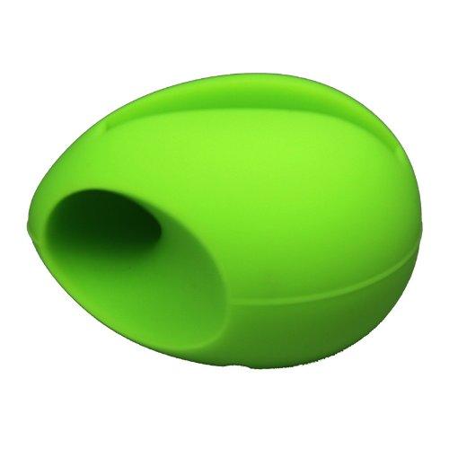 niceEshop(TM) Light Green Egg Shaped Silicon