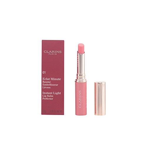 CLARINS - ECLAT MINUTE embellisseur lèvres #01rose 1.8 gr-mujer