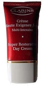Clarins Super Restorative Day Cream .53 Oz. 15 Ml