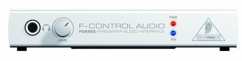 Behringer FCA202 F-Control Audio Interface