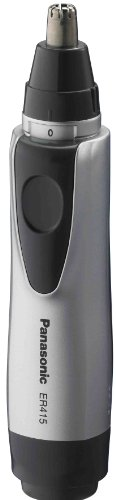 Panasonic Ear and Nose Trimmer, Wet/Dry Convenient, ER415SC (Wet Trimmer Men compare prices)