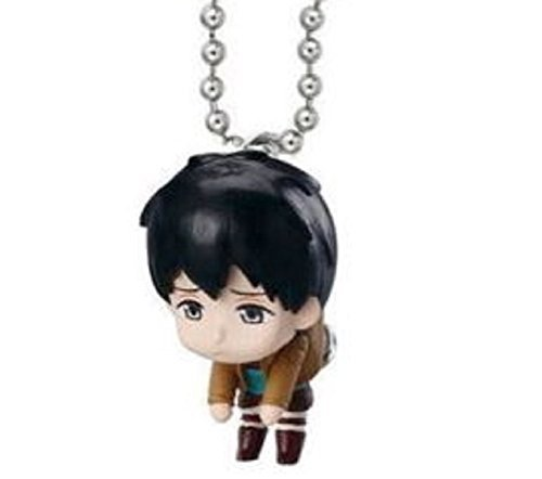 Attack on Titan Tsumande Tsunagete Mascot Part 2~Figure Swing Keychain~Bertoit Hoover