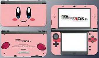 Blazers Skins - Kirby Super Smash Bros Triple Deluxe Special Decal Skin New Nintendo 3DS XL (Kirby 3ds Xl Decal compare prices)