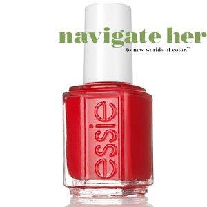 エッシー essie 789ーOle Calienteー2012スプリング Navigate Herコレクション
