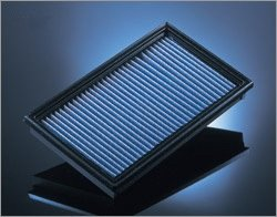 BLITZ(ブリッツ) SUS POWER AIR FILTER LM (SA-320B)  (純正品番:P501-13-3A0) 【59616】 MAZDA CX3/アクセラ/DEMIO