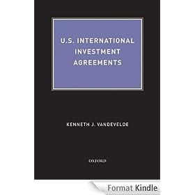 U.S. International Investment Agreements