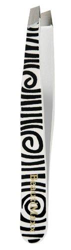 Beautimaxx 3.5-inch Africano Slant Tip Eyebrow Tweezer