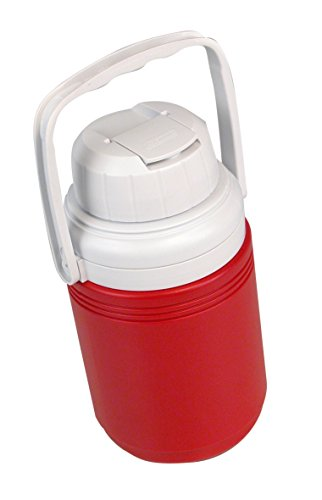 Coleman Beverage Cooler, Red, 1/3 Gallon (Coleman Ice Less Cooler compare prices)