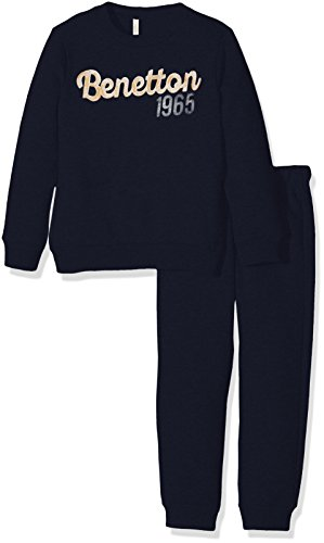 united-colors-of-benetton-boys-3j67z11ia-tracksuit-blue-navy-3-4-years-manufacturer-sizexx